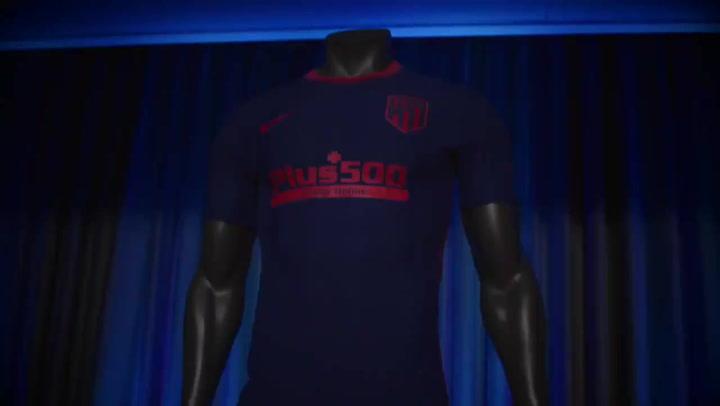 Descubre la segunda equipación oficial de Atlético de Madrid 2020-21