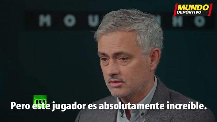 """Mourinho: """"Messi es el Dios del fútbol"""""""