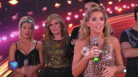 Tinelli repunta con los escándalos de Laurita Fernández y le ganó a 100 días