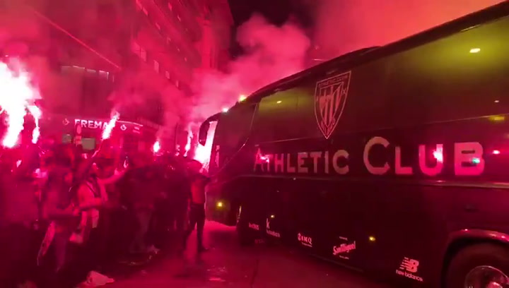 ¡San Mamés será un infierno para el Granada! El impresionante recibimiento de la afición del Athletic