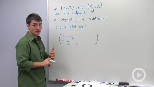 Calculating the Midpoint