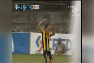 1T: Marathón derrota 2-1 al Real España pero la máquina tiene a su favor el global 3-2