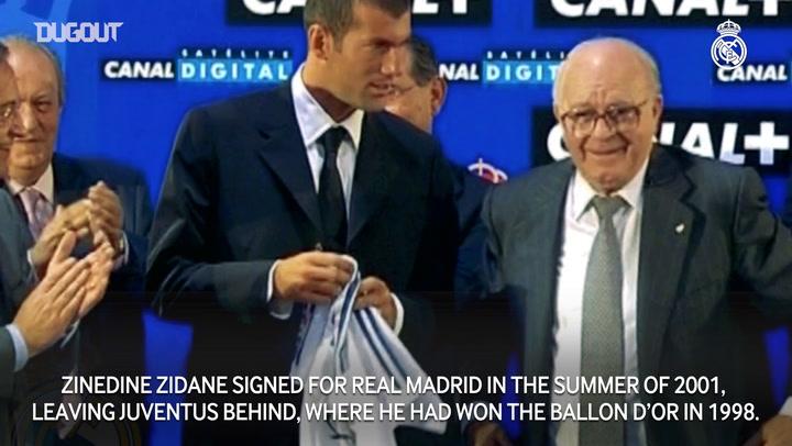 Dream Transfers: Zinedine Zidane