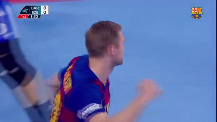 El Barça bate su récord histórico de victorias consecutivas en la Champions