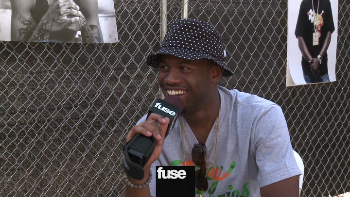 "Festivals: Rock The Bells: Founding Odd Future Member Casey Veggies ""Wasn't Starstruck"" Meeting Jay-Z"