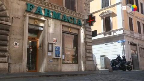 Italia supera los 9.000 muertos por coronavirus