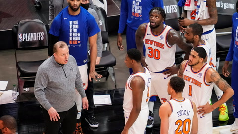 Ian Begley on how it's all gone wrong for the Knicks so far in the playoffs