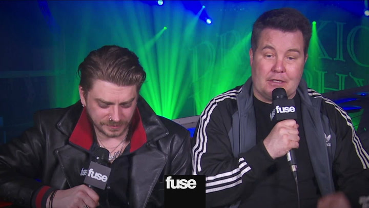 Interviews: Dropkick Murphys St. Patrick Day