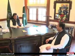 وزیر اعظم عمران خان کا لاہور کا ایک روزہ دورہ