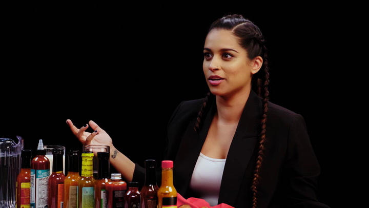 Lilly Singh: Hot Ones