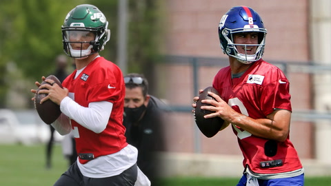 Jets, Giants playoff odds heading into training camp