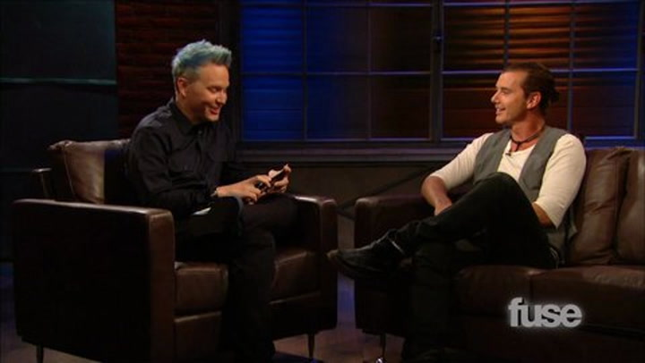 Shows: Hoppus on Music: Gavin Rossdale Visits Hoppus on Music