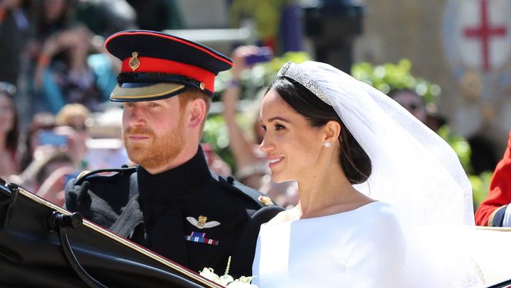 Los detalles más destacados de la boda real del año: la del príncipe Harry y Meghan Markle