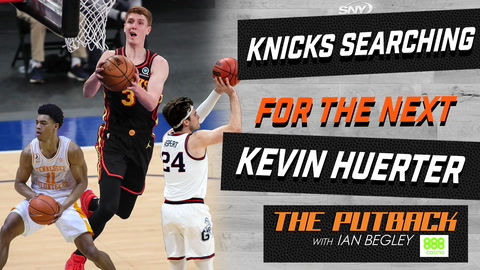 Can the Knicks find the next Kevin Huerter in the draft? | The Putback with Ian Begley