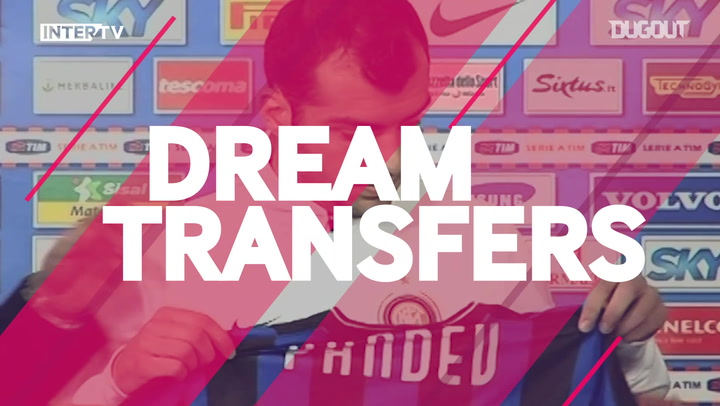 Dream Transfers: Goran Pandev