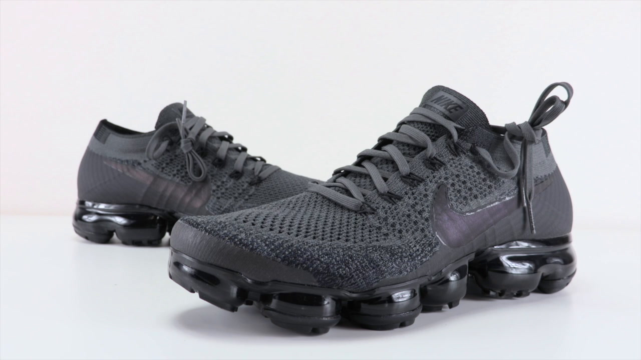 low priced 3a0c0 78af4 Nike Air VaporMax Midnight Fog Review + On Feet