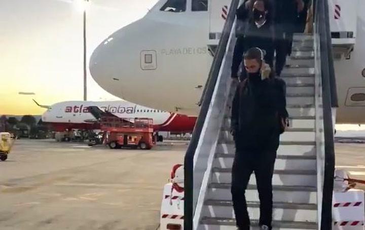 El viaje del Madrid a Castellón