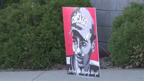 Minneapolis llora a Daunte Wright, una nueva víctima de la violencia policial
