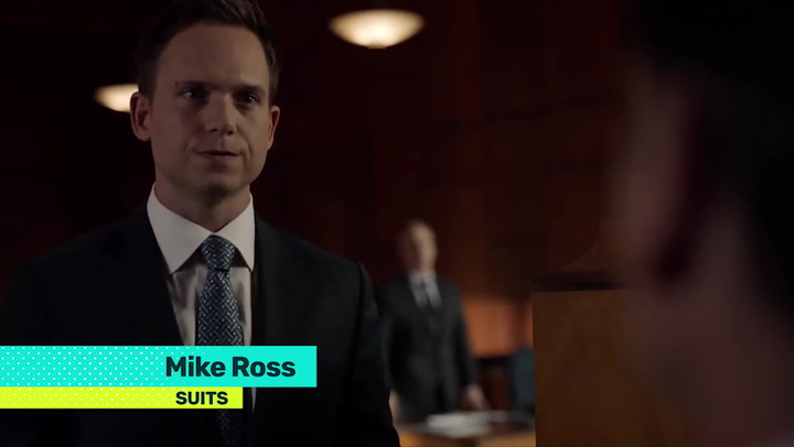'Suits' Profile: Mike Ross