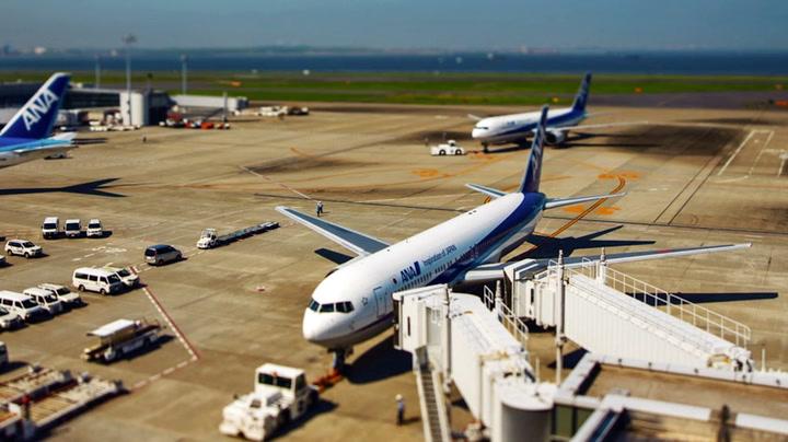 Slik har du aldri sett flyplassen før