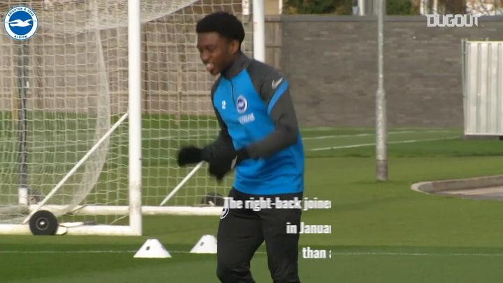 Tariq Lamptey's stunning first year at Brighton