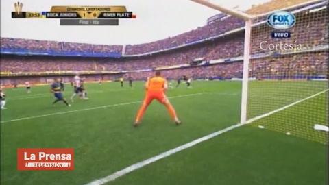 Boca Juniors 2-1 River Plate
