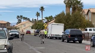 Police investigate fatal crash in east Las Vegas – VIDEO