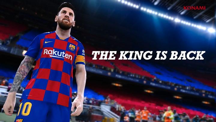 eFootball PES 2020 - Tráiler del E3 2019