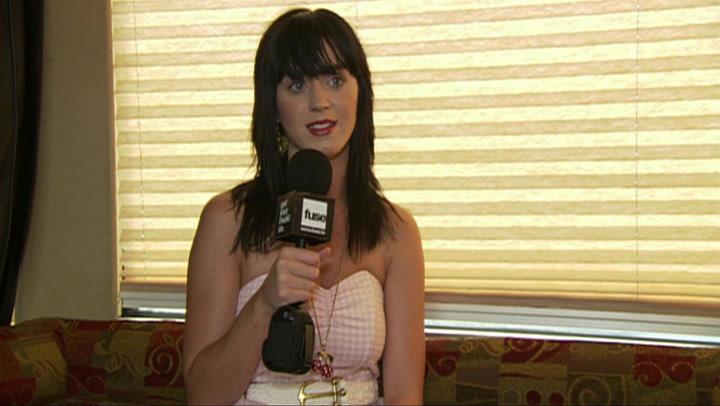 Katy Perry Spewing Her Love for Freddie Mercury: #TBT