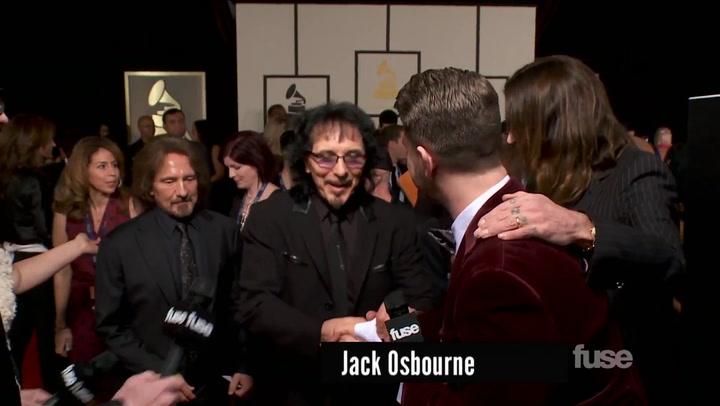 Black Sabbath on GRAMMY Nomination, the Beatles & World Tour on GRAMMY Red Carpet