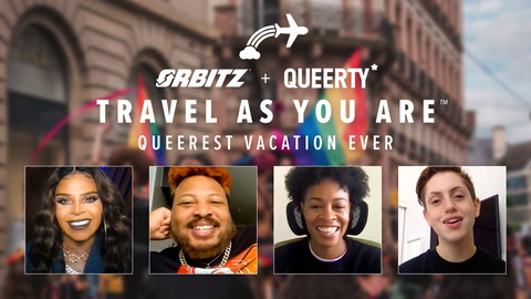 TRAVEL AS YOU ARE: Queerest Vacation Ever