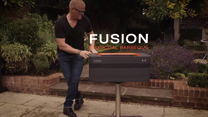 Preview image of Everdure by Heston Blumenthal Fusion Electric Igni video