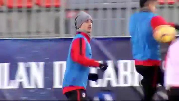 El Barça ya intentó seducir a Griezmann en 2017