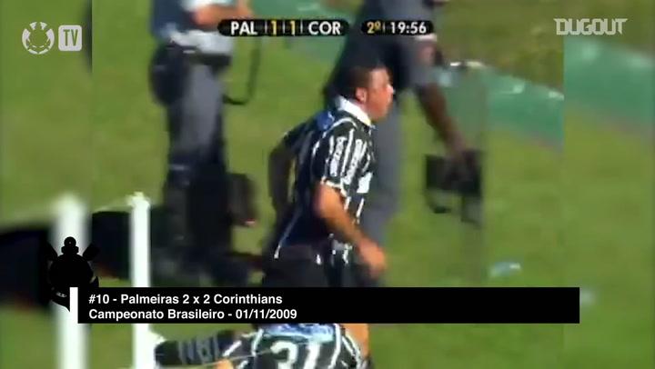 Ronaldo's top 10 Corinthians goals