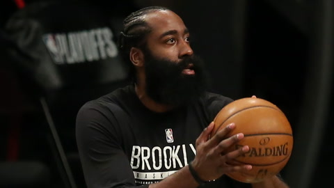 Can Nets go up 2-0 on Bucks without James Harden?