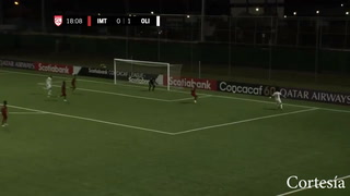 Olimpia golea 6-0 al Inter Moengotapoe en la Liga Concacaf