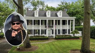 Kid Rock's $2.2 Million Detroit Mansion Is No 'Podunk' Crib