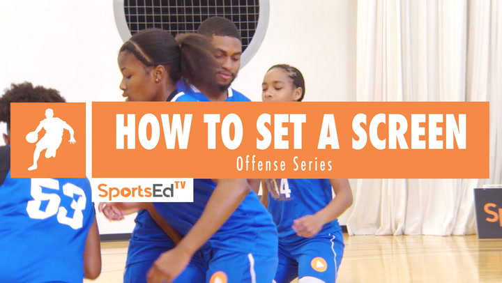 How To Set A Screen