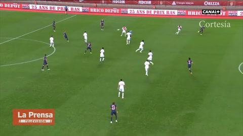 Monaco 0 – 4 PSG