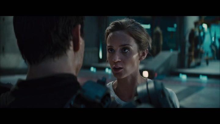 Edge of Tomorrow - Trailer No. 2