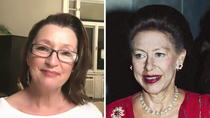 Lesley Manville on Playing Princess Margaret on 'The Crown'
