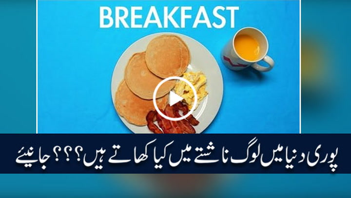 What does the World Eat for Breakfast ?