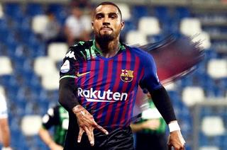 ¡OFICIAL! Kevin-Prince Boateng, nuevo fichaje del Barcelona