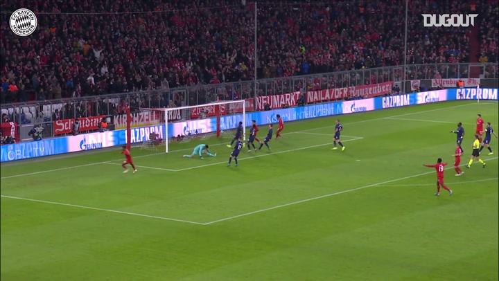 Bayern faz história com vitória sobre o Tottenham na Champions