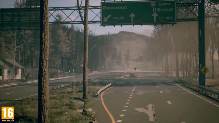 Twin Mirror Gameplay Trailer 2018