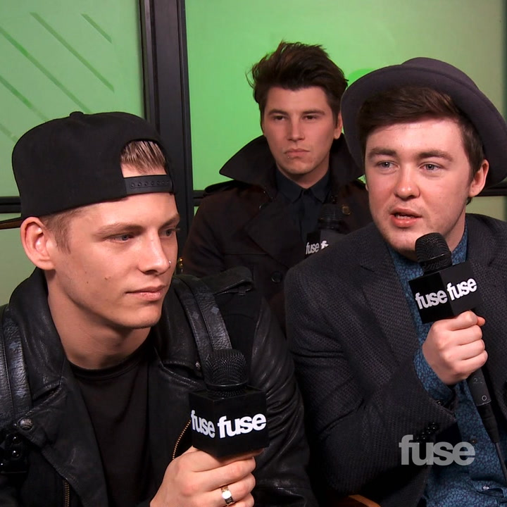 """Rixton on """"Me & My Broken Heart"""" & Opening for Justin Bieber"""