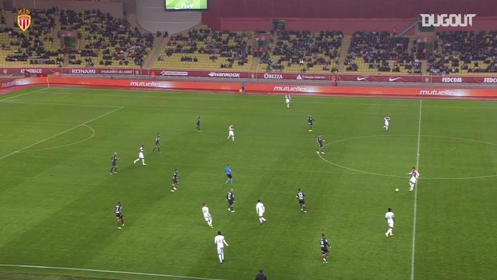 Benjamin Henrichs' first Ligue 1 goal