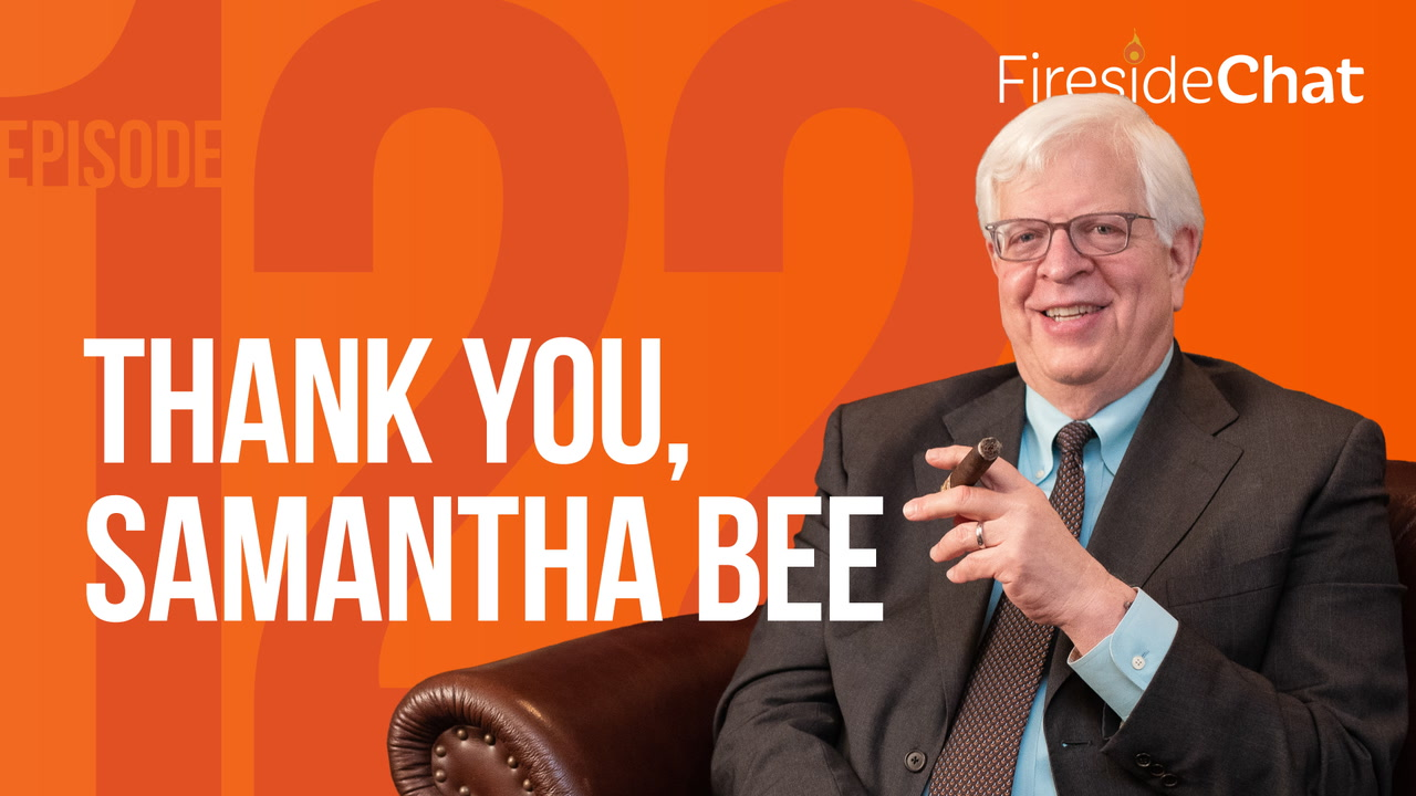 Ep. 122 — Thank You, Samantha Bee