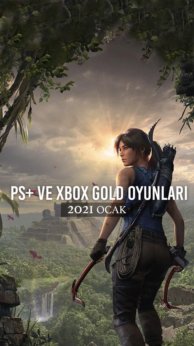 IGN - Ocak ayı oyunları PS+ ve Xbox Gold