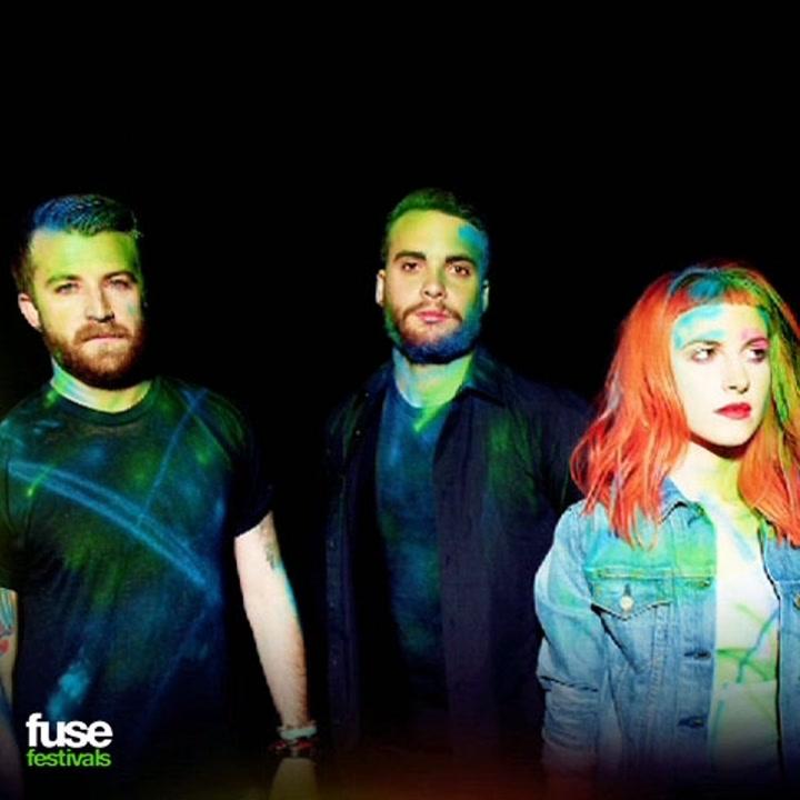 Paramore On Naming Their New Album At SXSW